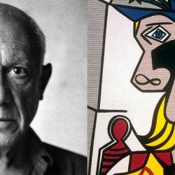 Picasso – La Carte du Tendre (2)