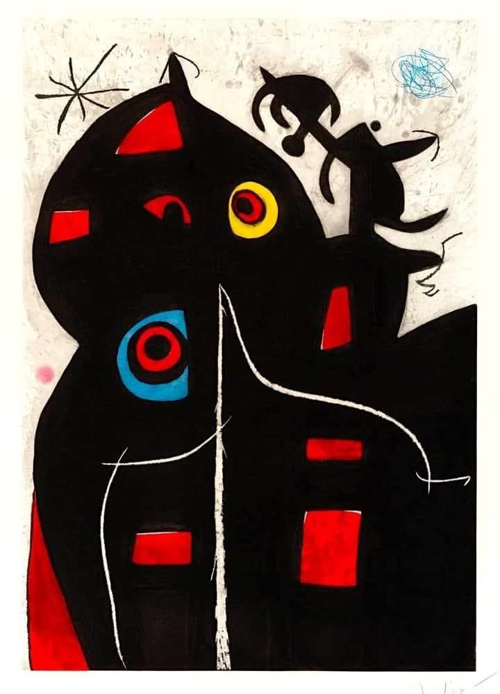Joan Miro - Pantagruel 1979